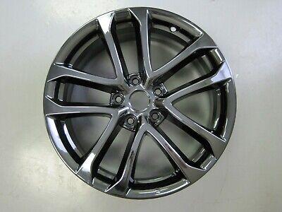 High Gloss Metallic Mirrorlike Black Chrome Ii Powder Coating Paint 1lb0.45kg