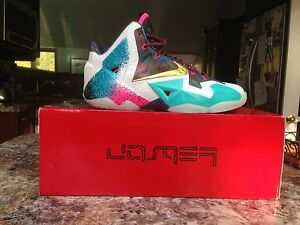 Lebron 11 xi what the size 10 ds