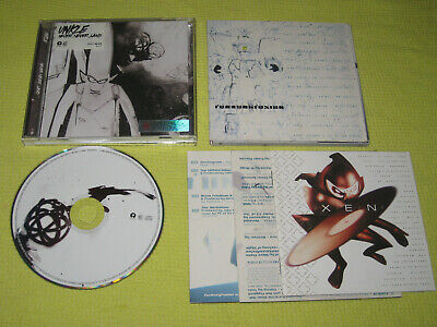 Ninja Cuts Funkungfusion & Unkle Never Never Land 2 Albums 3 CDs Dance Breaks