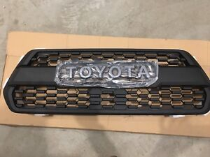 Toyota Tacoma TRD Pro 2016-2019 Grill