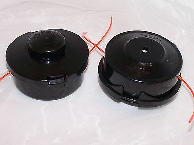 6 spulen set passend f r gardenline elektro. Black Bedroom Furniture Sets. Home Design Ideas