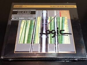 Logic-System-Logic-K2HD-CD-Japan-Limited-Numbered-edition