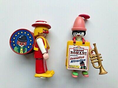 Playmobil 3797 Romani Circus, Clowns Figures Band, Zirkus, Circo