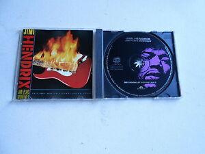 JIMI HENDRIX-JIMI PLAYS MONTREY-9 TRACK CD-BRAND NEW-AUSTRALIA-1986