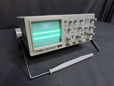 Protek 6510 100mhz 2-channel Oscilloscope