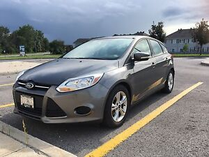 Ford Focus SE 2013 hatch, heated seats, warranty until 2020!