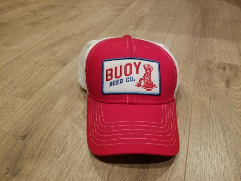 Buoy Beer Co Snapback Baseball Cap Astoria Oregon Brewery Branding Co New