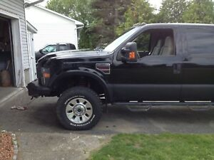 2008 Ford F-350 super duty 4x4