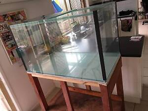 Fish Tank and Timber Stand Cornubia Logan Area Preview