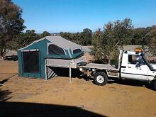 Slideon campertent Julimar Toodyay Area Preview