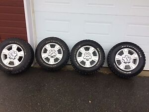 Mags tire f-150 6 trou