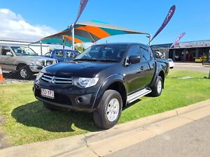 2013 Mitsubishi Triton Dual Cab - BEAUTEY! Garbutt Townsville City Preview