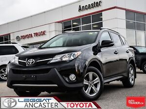 2015 Toyota RAV4 XLE ONLY 43825 KMS