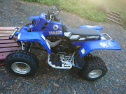 Yamaha banshee YFZ 350  Piccadilly Adelaide Hills Preview