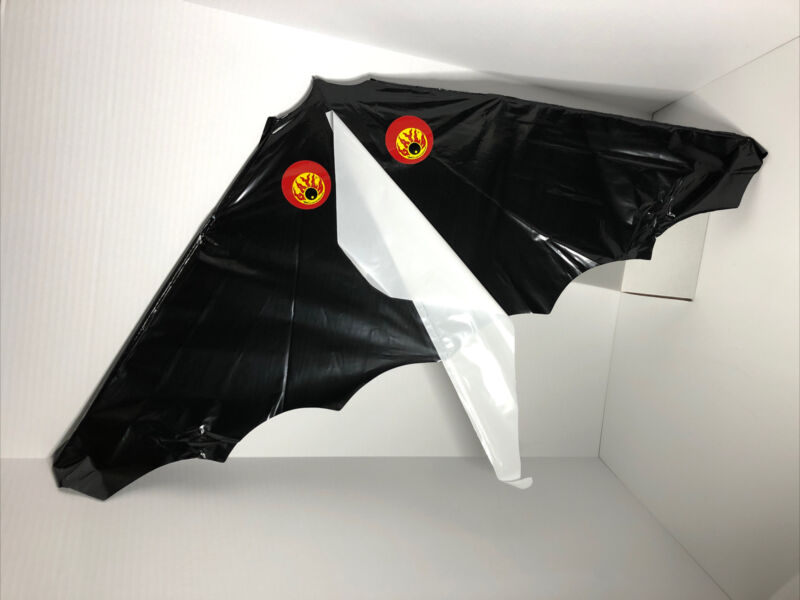 """Gayla BABY BAT Kite 42 inch X 22 inch """"THE"""" Delta Keel Guided Easy to Fly Kite"""
