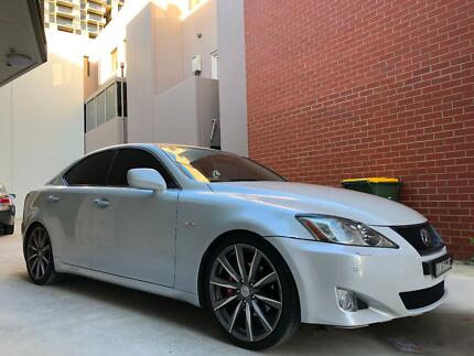 2007 Lexus IS250 Sports Luxury