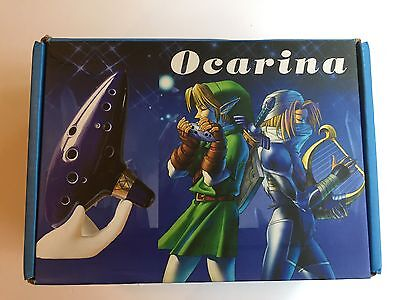 окарина 12 Hole Zelda Ocarina From