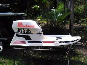 Kayak with outboard Macleay Island Redland Area Preview