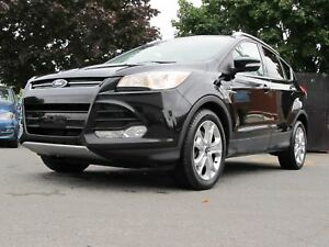 2016 Ford Escape TITANIUM, CUIR, TOIT PANORAMIQUE, NAVIGATION