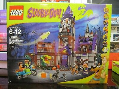 LEGO 75904 Scooby Doo Mystery Mansion New in Sealed Box
