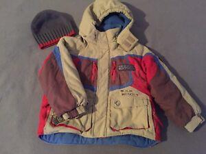 Manteau d'hiver garçon 6 ans