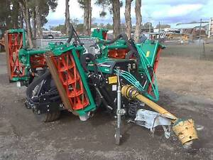 2014 Ransomes/ReelCylinder/Fairway/Greens/Lawn/Finishing/Mower Austral Liverpool Area Preview