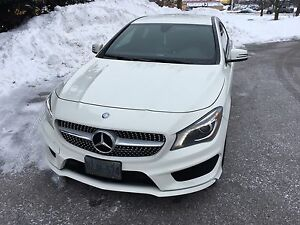 Mercedes Benz. CLA 250. 4 Matic.