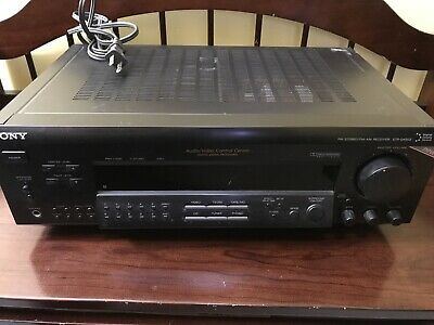 Sony STR-D460Z AM/FM Surround Sound Stereo Receiver *Tested*