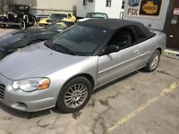 2005 Chrysler Sebring conv  CHEAP GREAT FUN FOR SUMMER $ 3300 London Ontario Preview