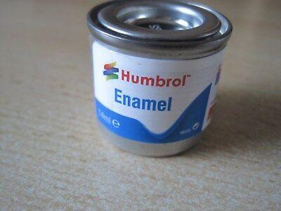 Humbrol Enamel Nr.23 grüngrau 14ml Dose (EUR 12,79/ 100ml)