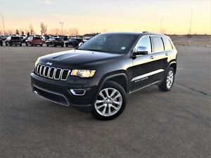 2017 Jeep Grand Cherokee Limited | LOW KM | SUNROOF