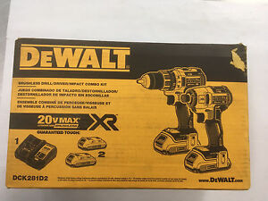 Perceuse Impact DeWalt Kit