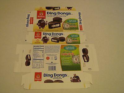 Hostess  Interstate Brands  Ding Dongs Retro Twinkie The Kid Clock Box