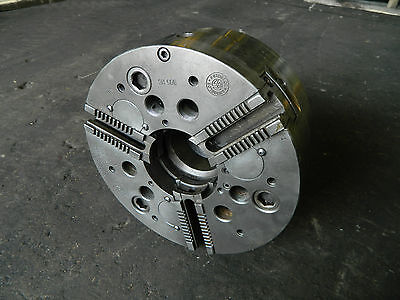 Autoblok Smw 12 3-jaw Power Chuck 305 Rc Off Okuma Used Warranty