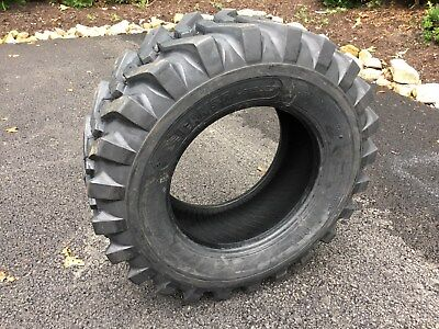 New Camso Sks332 12-16.5 Skid Steer Tire 12x16.5 Bobcat Others
