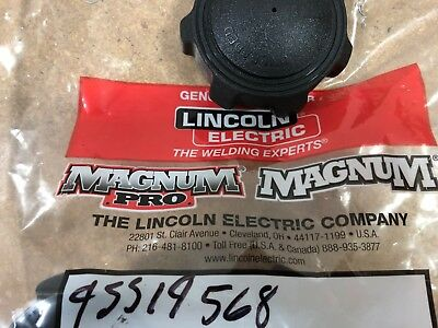 Lincoln S19568 Fuel Cap For Newest Generation Gasoline Welders