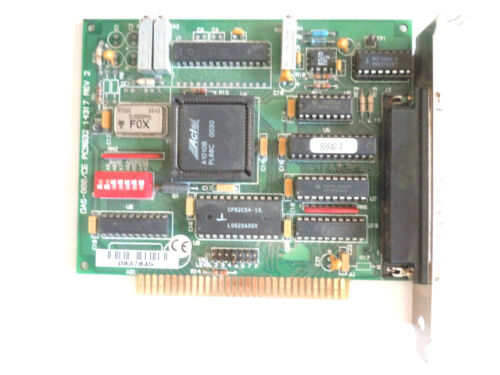 Keithley Instruments DAS-800 Rev2 8 Ch Analog Input PC ISA Card