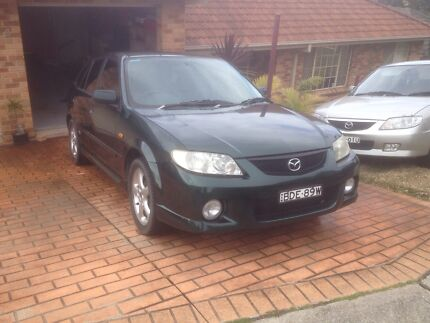 Mazda 323 astina sp20 Macquarie Hills Lake Macquarie Area Preview