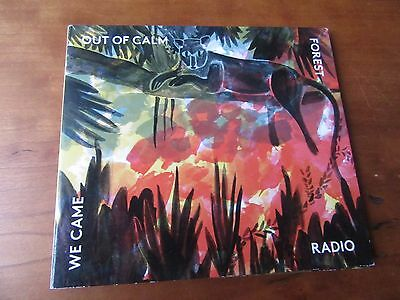 FOREST RADIO WE CAME OUT OF CALM KARIN MEIER BURGI CHR STEINER UNIT SWISS JAZZ
