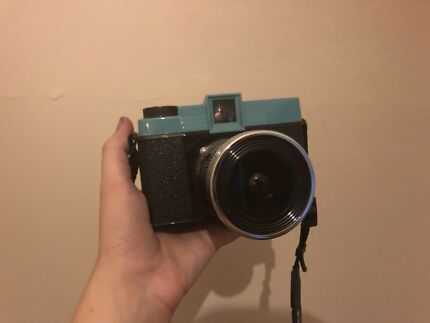 Lomography Diana F+ and extras
