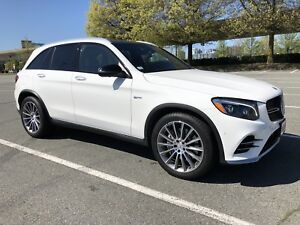 2017 GLC43 Lease Takeover