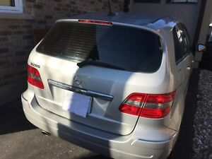 Mercedes B200 2006 Not Turbo, Automatic