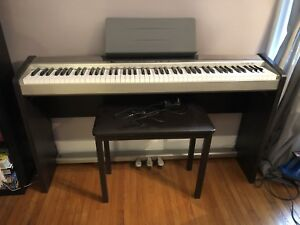 Casio Privia PX-120 Electronic Keyboard 88 Weighted Keys
