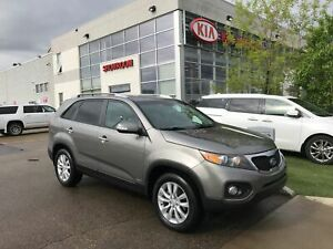 2011 Kia Sorento EX V6 1 Owner, Safety Certified