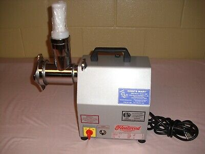 American Eagle Ae-g12 Commercial Meat Grinder Stainless Steel 34 Hp - Used