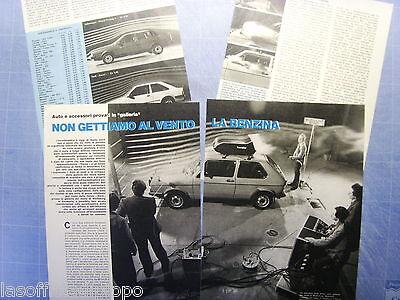 QUATTROR981-RITAGLIO/CLIPPING/NEWS-1981- GALLERIA DEL VENTO -4 fogli