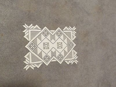 Таблица Runners New White Lace Patchwork