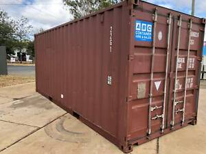 Shipping Container REFURBISHED 20 FOOT