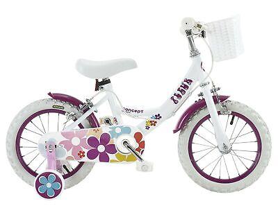 """Girls Bicycle Insync Fleur 14"""" Wheel"""