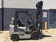 Nissan 1.8 Tonne Used LPG Forklift - New Paint  32-FI478 Laverton North Wyndham Area Preview